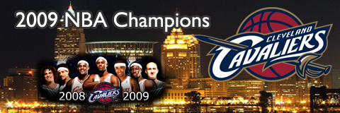 Cleveland Cavaliers 2009 NBA Play-offs